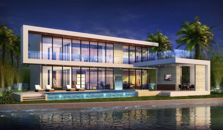Palm Island Residence Miami Beach Florida 5 on Hibiscus Island Miami
